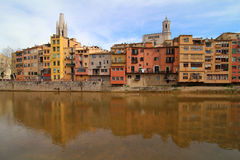 Girona, Spain Royalty Free Stock Photo