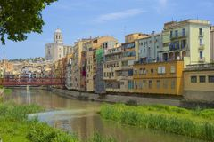 Girona, Spain Stock Photography