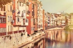 Girona Royalty Free Stock Photos
