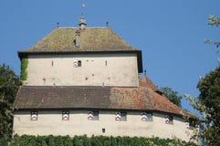 Girsberg Castle Στοκ εικόνες με δικαίωμα ελεύθερης χρήσης