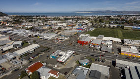 Gisborne miasto Nowa Zelandia Obrazy Stock