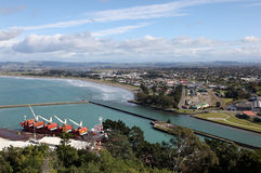 Gisbourne - New Zealand Royalty Free Stock Image
