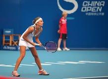 Gisela Dulko of Argentina at 2010 China Open Royalty Free Stock Image
