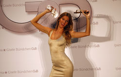 Gisele Buendchen Royalty Free Stock Photos