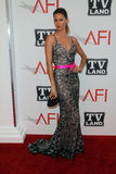 Gisele Bundchen. At AFI's 39th Annual Achievement Award Honoring Morgan Freeman, Sony Pictures Studios, Culver City, CA. 06-09-11 Royalty Free Stock Images