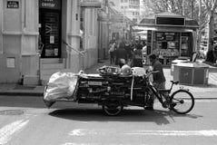 Gitano pobre Foto de archivo libre de regalías