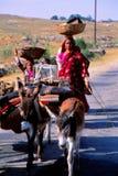 Gitanos en Jaisalmer, la India Imagen de archivo libre de regalías
