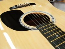 Gitar Immagini Stock
