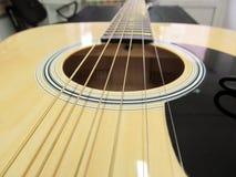 Gitar Fotografia Stock Libera da Diritti