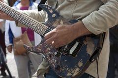 Gitar Fotografia Stock