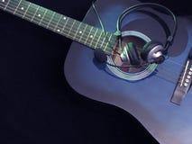 gitar Στοκ Φωτογραφία