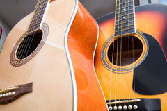 gitara obraz stock