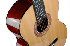 Gitara Fotografia Stock