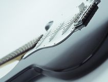 gitara obrazy royalty free