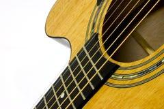gitara akustyczna Fotografia Stock