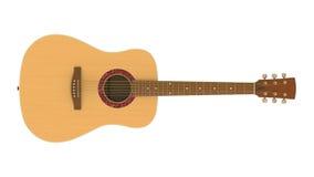gitara akustyczna Fotografia Royalty Free