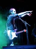 gitara bohater Obrazy Stock