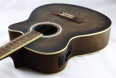 Gitara elektryczna dosyć dobrze Fotografia Royalty Free