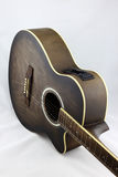 Gitara elektryczna dosyć dobrze Fotografia Stock