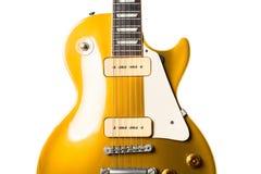 Gitara elektryczna instrument obrazy stock