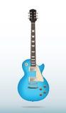gitara elektryczna wektora Zdjęcia Royalty Free