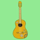 Gitara ilustracja Zdjęcie Royalty Free
