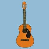 Gitara ilustracja Obraz Stock