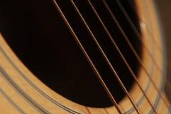 gitara ja Zdjęcie Stock