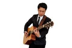 gitara jego gry fotografia royalty free