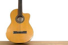 Gitara klasyk obraz royalty free