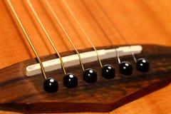Gitara most Zdjęcia Royalty Free
