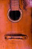 gitara stara Zdjęcie Royalty Free