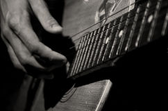 gitara stara Zdjęcia Stock