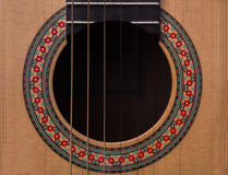Gitara sznurki sztuka Obraz Royalty Free