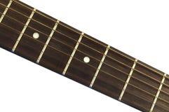 gitara szyi Obrazy Stock