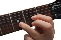 Gitarist Stock Foto's