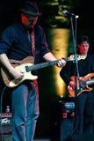 Gitarist royalty-vrije stock foto's