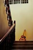gitarr Royaltyfri Fotografi
