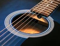 gitarr Royaltyfri Bild