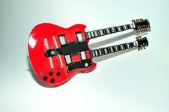 Gitarre 03 Stockbild