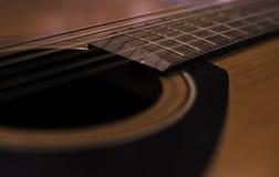 Gitarre stockbild