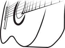 Gitarre 2 Stockbild