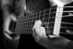 Gitarre Lizenzfreies Stockfoto