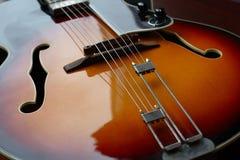 Gitarre Lizenzfreie Stockbilder