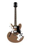 Gitarre elektrisch    lizenzfreie abbildung