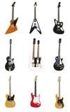 Gitarren Stockbilder