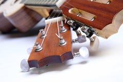 Gitarren Stockbild