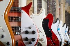 Gitarren lizenzfreies stockbild