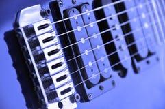 Gitarren-Aufnahmen Lizenzfreies Stockbild