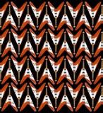 Gitarren-Muster Stockfotografie